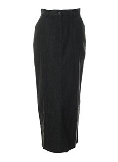 mat de misaine jupes femme de couleur noir