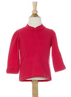 Produit-T-shirts / Tops-Fille-TAPIOCA