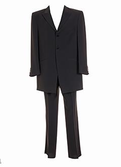 wilvorst pantalon et veste homme de couleur gris