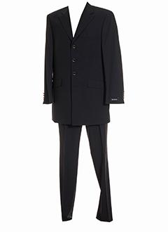 masterhand pantalon et veste homme de couleur noir