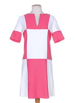 amz robes femme de couleur rose