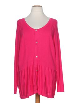 jensen cardigans femme de couleur rose