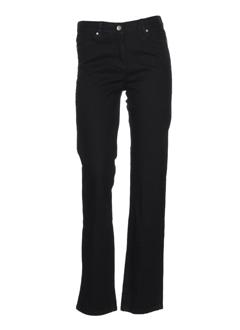 jensen pantalons et decontractes femme de couleur noir