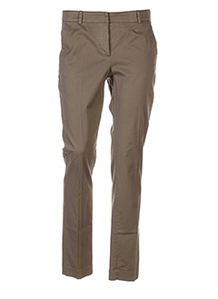 hache pantalons et citadins femme de couleur vert