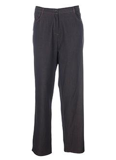 lysa et kara pantalons et decontractes femme de couleur marron