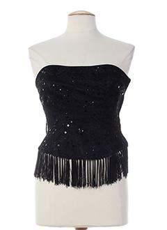 d.u.s.k chemises femme de couleur noir