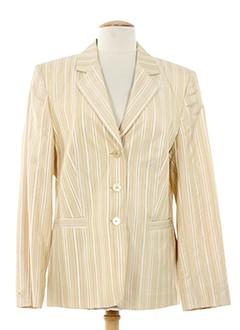 baronia vestes femme de couleur beige