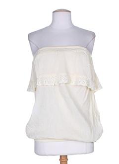 ra-re chemises femme de couleur beige