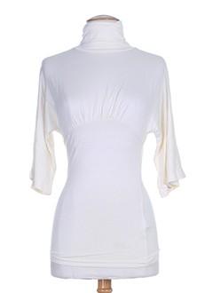 chilli pepper t-shirts femme de couleur beige