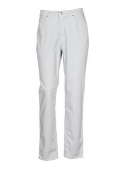 trussardi et jeans pantalons et decontractes femme de couleur gris