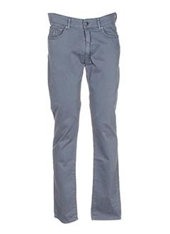 mcs pantalons et decontractes homme de couleur bleu