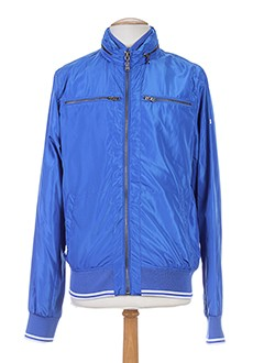 forecast vestes homme de couleur bleu