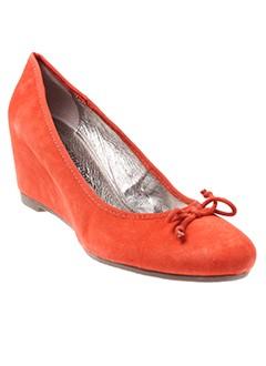 miss et margot villes femme de couleur orange