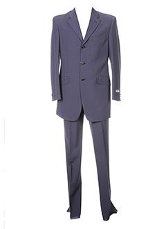 Costume de ville gris PAL ZILERI pour homme