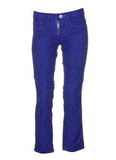 marithe EFFI_CHAR_1 francois girbaud pantalons femme de couleur bleu