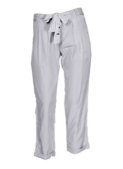 mia et soana pantalons et decontractes femme de couleur gris