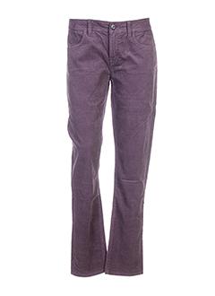 newpenny pantalons femme de couleur violet