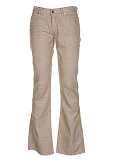 seal et kay pantalons et decontractes homme de couleur beige