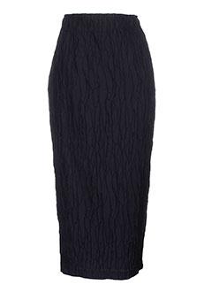 francois favel jupes femme de couleur noir