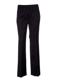 apanage pantalons femme de couleur marron