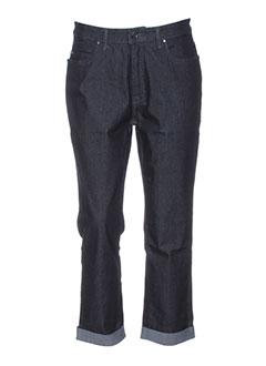 trussardi et jeans pantacourts et decontractes femme de couleur bleu