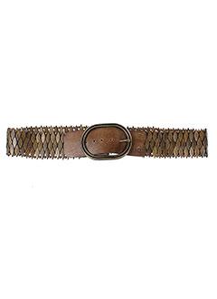 woodly accessoires femme de couleur marron