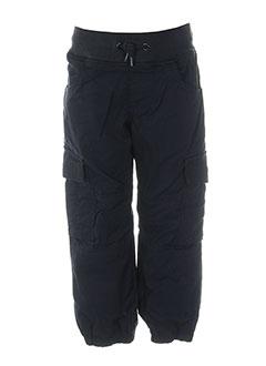 napapijri pantalons et decontractes garcon de couleur bleu