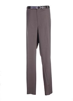 lanificio pantalons homme de couleur vert