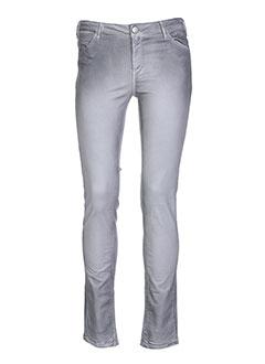 kocca pantalons et decontractes femme de couleur gris