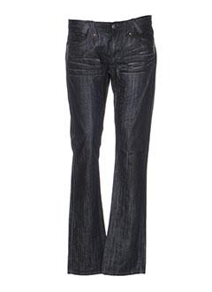 einstein jeans femme de couleur bleu