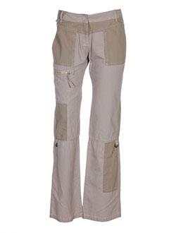newpenny pantalons et decontractes femme de couleur vert
