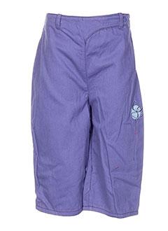 p et tites et canailles pantalons et decontractes fille de couleur violet