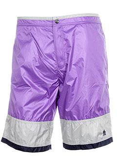 nero perla maillots de bain homme de couleur violet