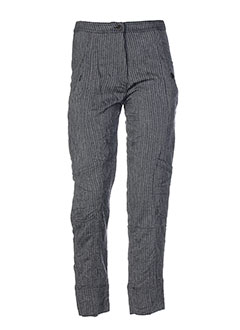 cannisse pantalons et citadins femme de couleur gris