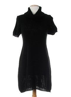 antonello serio robes femme de couleur noir