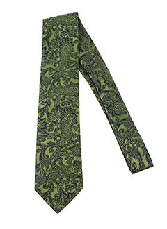 breuer cravates homme de couleur vert