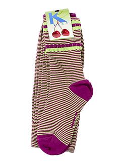 keit accessoires fille de couleur violet
