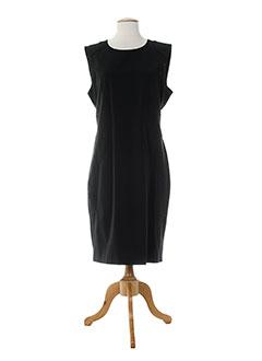 nathalie chaize robes femme de couleur noir