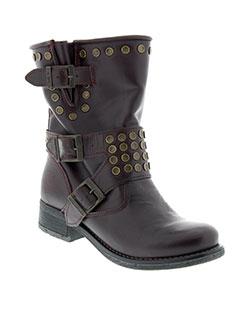 republyka boots femme de couleur violet
