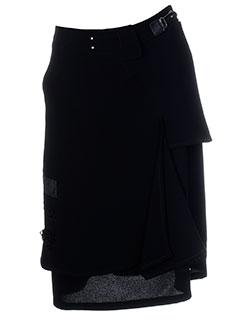 my way jupes femme de couleur noir
