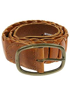 cowboysbelt ceintures femme de couleur marron
