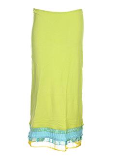 azuleros jupes femme de couleur vert