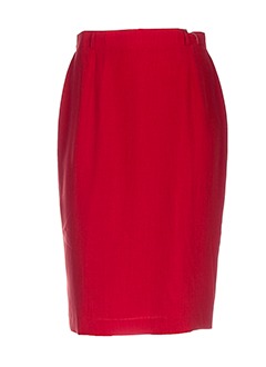 fedora jupes femme de couleur rouge