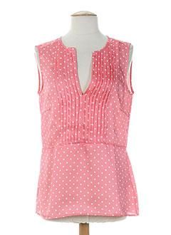 josephine et c.o chemises femme de couleur rose