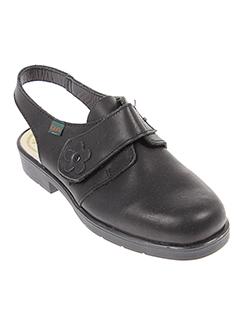 gepy chaussures fille de couleur noir