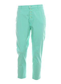 Pantalon casual vert GAOS pour femme