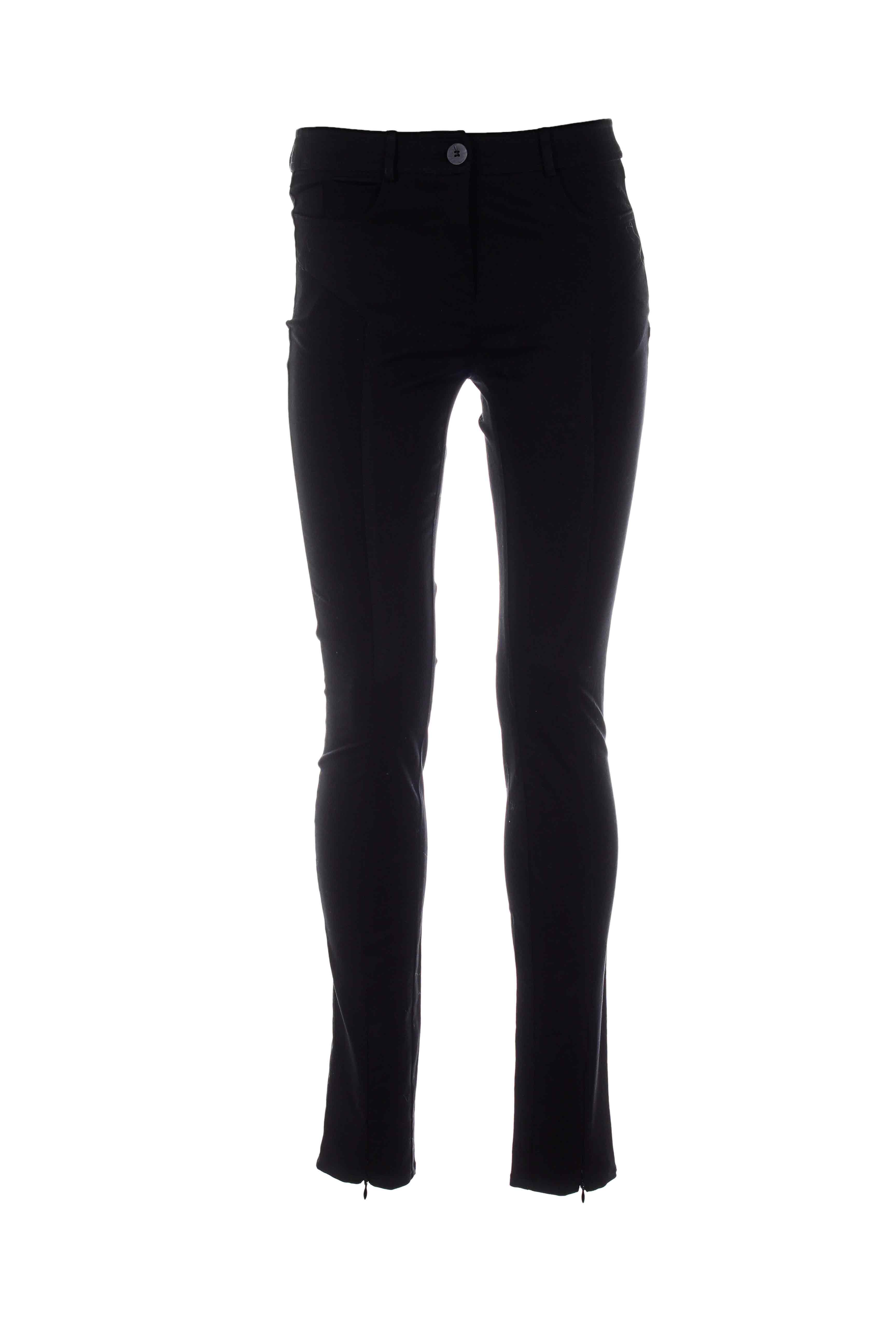 La fee maraboutee pantalons decontractes femme de couleur noir en soldes pas - Fee maraboutee soldes ...