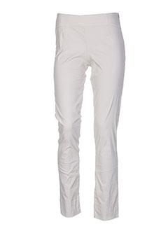 myrine EFFI_CHAR_1 me pantalons femme de couleur beige