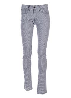 hells bells pantalons femme de couleur gris