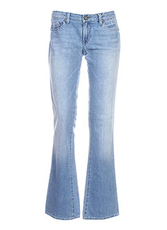 j EFFI_CHAR_1 company jeans femme de couleur bleu